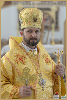 екзарх Одеський – владики Михаїла Бубнія ЧНІ
